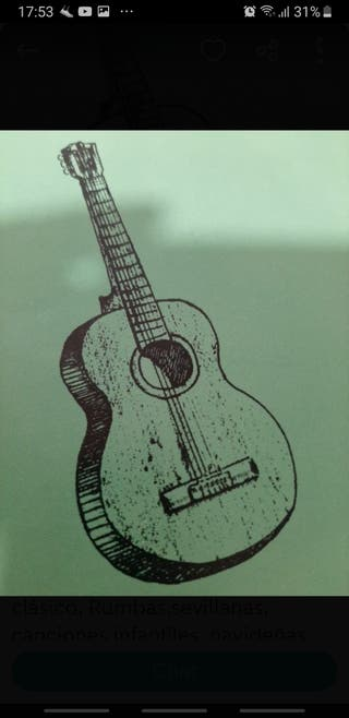 profesor guitarra