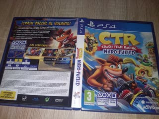 Crash Bandicoot CTR