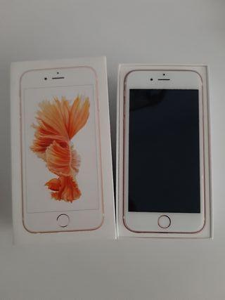 Iphone S6 rosa