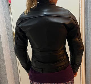 Chaqueta de moto mujer Revit