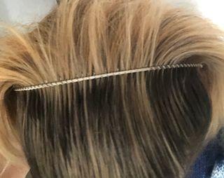 Serre-tête ou bandeau en métal souple Unisex