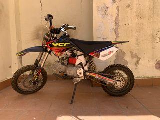 Pit bike 150cc ycf