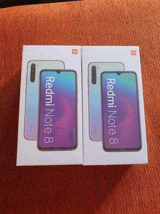 Precintado!! 128gb/48mpxl/Xiaomi redmi note 8/2020