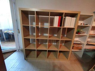Estantería Kallax de Ikea