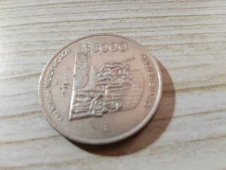Moneda plata.
