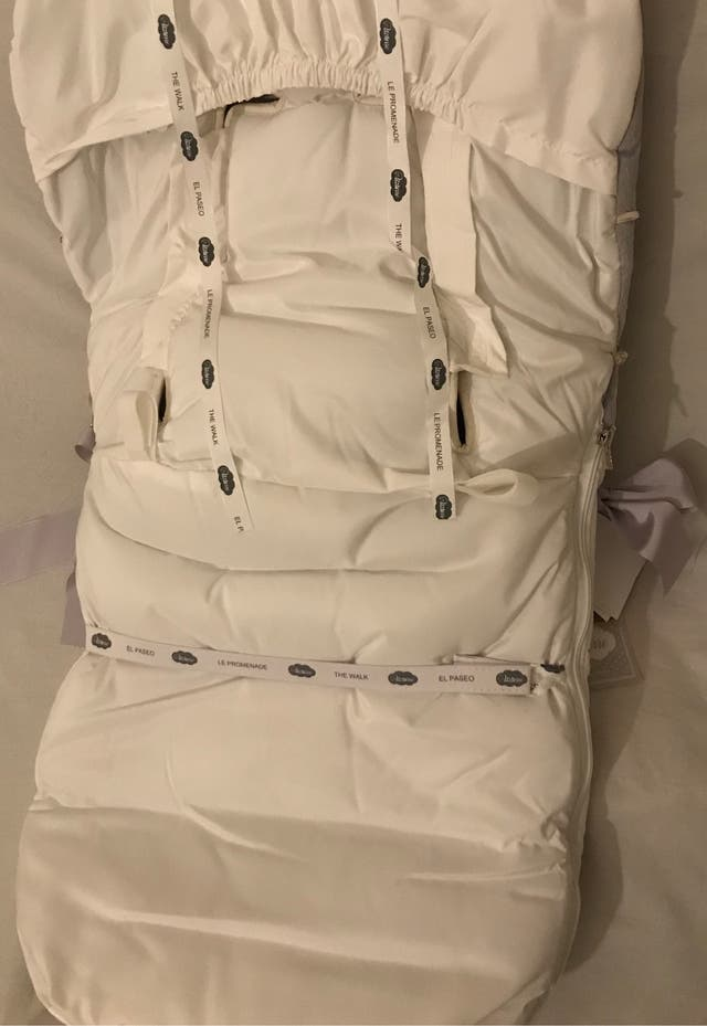 Saco para silla de paseo UZTURRE (NUEVO)