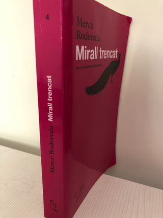 Libro de Lectura {Mirall Trencat}