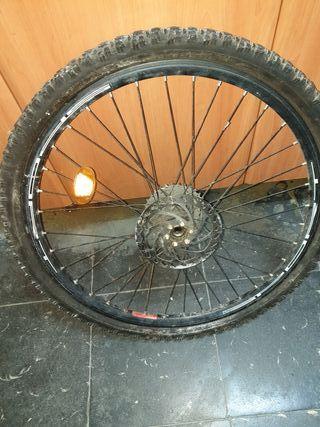 llantas para bicicletas