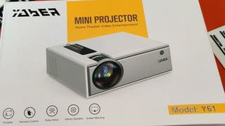 MINI PROYECTOR LED 720P WIFI