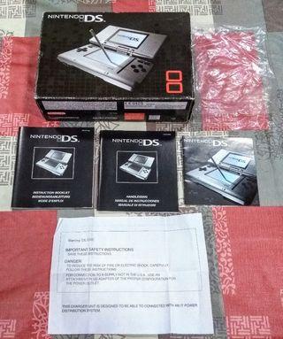 Nintendo DS - Primera Generación (Caja Original)