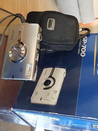 Cámara de fotos digital olympus SP-700