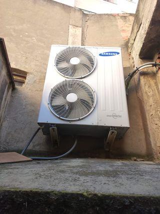 Aire acondicionado industrial inverter Samsung
