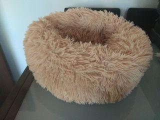 cama perro o gato