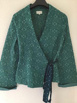 Chaqueta-kimono