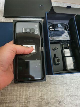 64gb/Samsung Galaxy S8/Sin estrenar nuevo