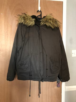 Woman Parka with hood