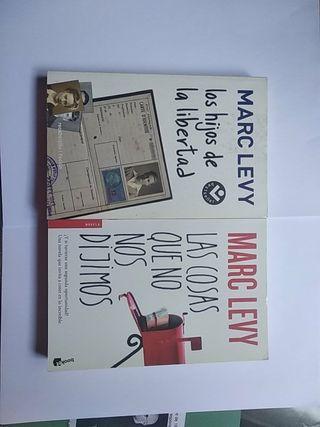 Libros Marc Levy
