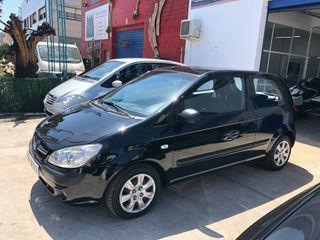 Hyundai Getz 1.1 2007 con GARANTÍA DE 1 AÑO