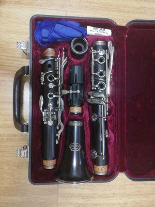 clarinete jupiter + boquilla vandoren