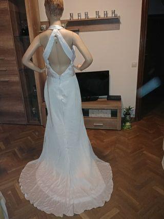 Vestido nuevo de novia