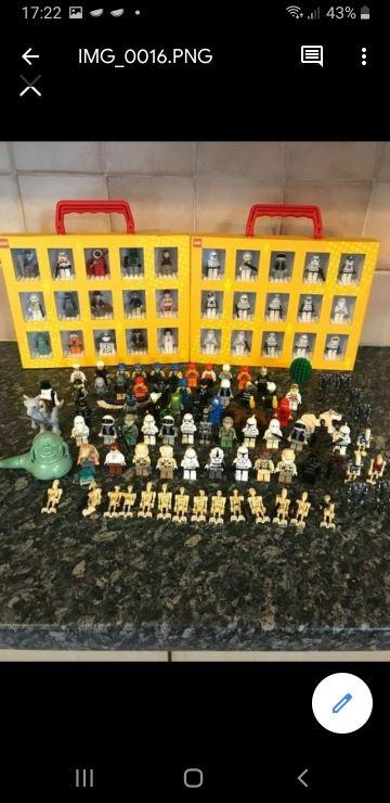 lego star wars figures