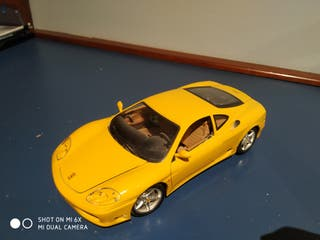 Ferrari 360 modena. Año 1999