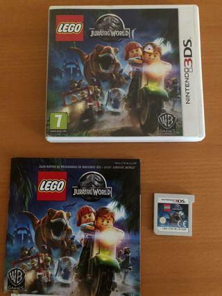 Lego Jurassic World 2DS/3DS