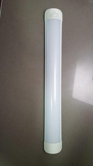 Plafón Leds lineal de 18W