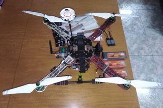 dron dji f450