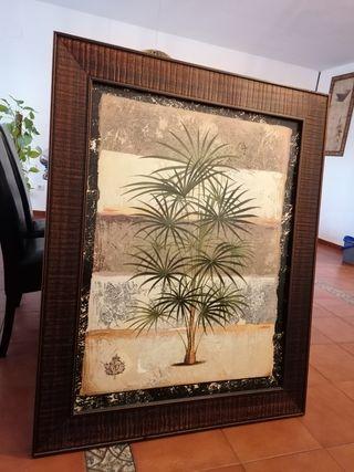 marco marizo 1.20 x 1.20 pintura natural.