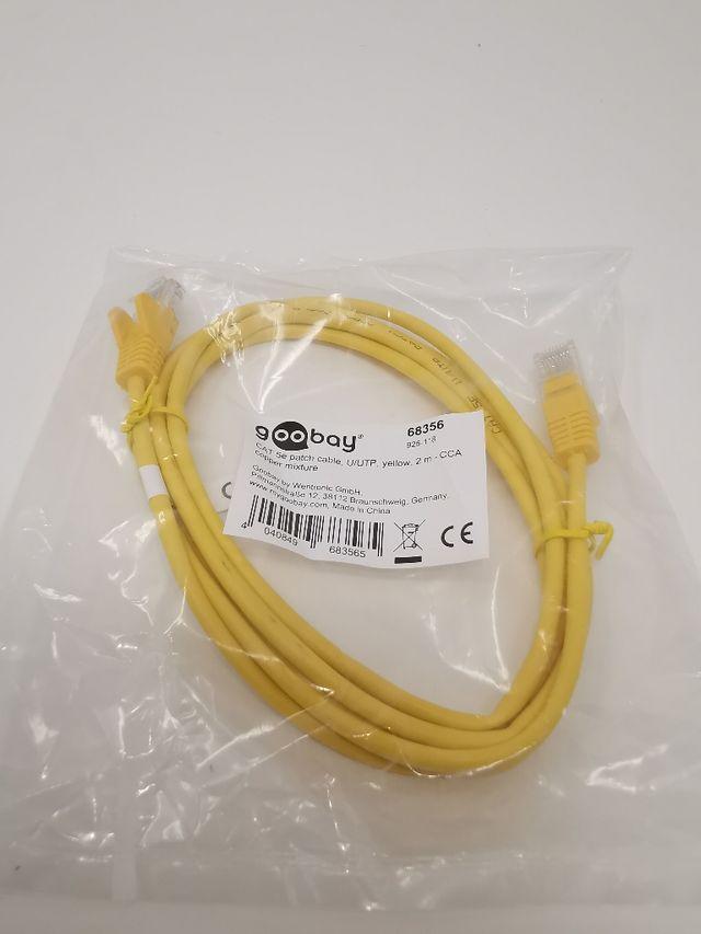 Cable de red RJ45 2M