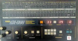 Sintetizador programable polifónico modular EX-800