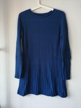 Vestido azul. TL