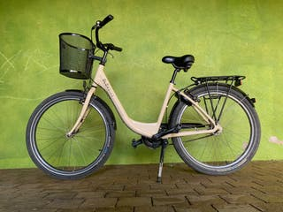 "Bicicleta de paseo OlovBike Urban 26"""