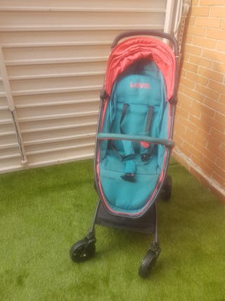 carrito paseo be cool light