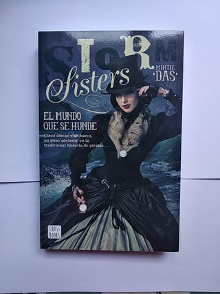 Storm Sisters: El mundo que se hunde