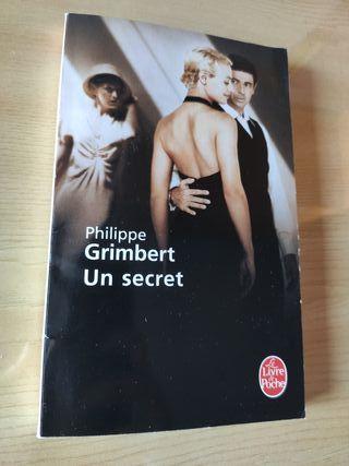 libro lectura en francés un secret