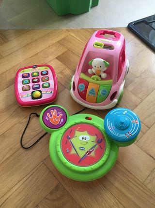 Juguetes electrónicos bebes