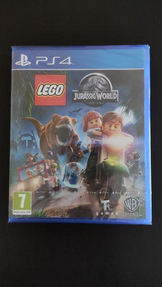Lego Jurassic World PS4 - Nuevo precintado