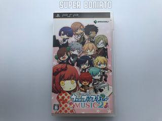 UTA NO PRINCE SAMA MUSIC 2 - SONY PSP JAP PSP0143