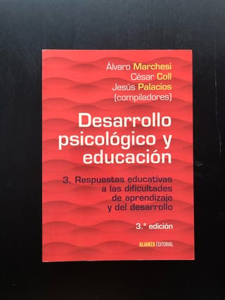 Desarrollo psicológico y educación-Marchesi et al
