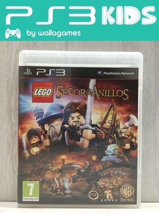 JUEGO PS3 - LEGO EL SEÑOR DE LOS ANILLOS