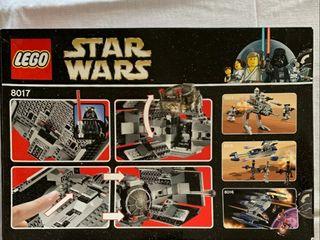 LEGO Star Wars 8017 Darth Vader's TIE Fighter