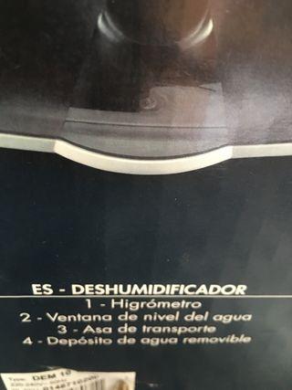 Deshumificador