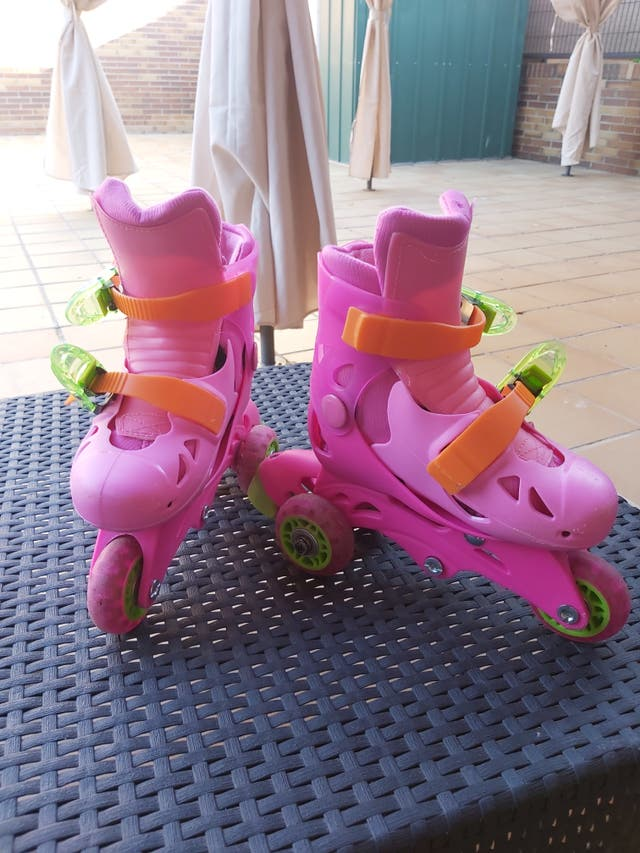 Patines lineales convertibles Jugettos