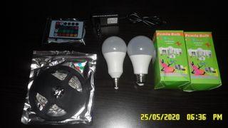Kit iluminación WIFI