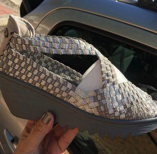 Zapatos muy COMODOS 39 Corte Ingles
