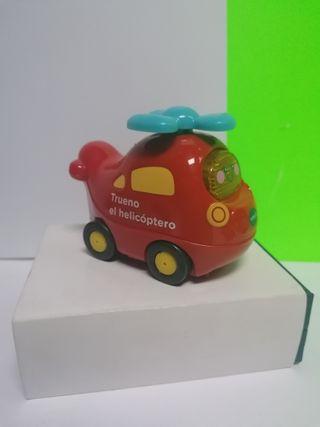 TRUENO EL HELICOPTERO DE VTECH!!