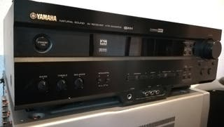 Amplificador Yamaha HTR 5440 RDS