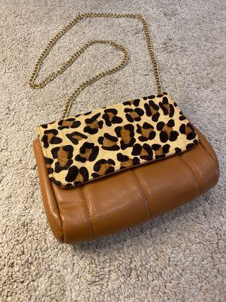 Bolso de fiesta de leopardo